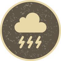 storm vector pictogram
