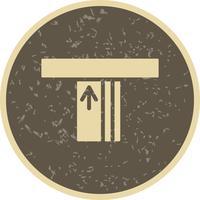 Icona ATM vettoriale