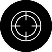 Vektor-Ziel-Symbol