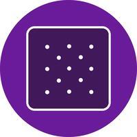 Vector Biscuit ícone
