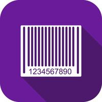 Vector Barcode Icon