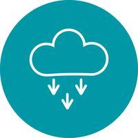 Presipitation Vector Icon