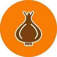 Vector Onion Icon