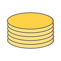 Vector Coins Icon