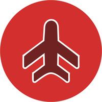 Vector Airplane Icon