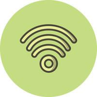 Wifi Vector pictogram