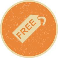 Icône de balise libre de vecteur
