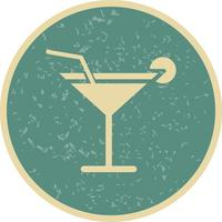 Vector Cocktail ícone