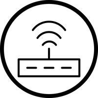 vektor router ikon