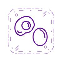 Vector Egg Icon