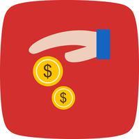 Icona di pagamento vettoriale