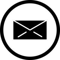 Vector Email Icon