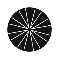 Vector icono de limón