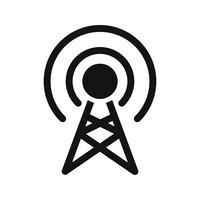 Uitzend Vector Icon