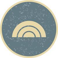 Regenboog Vector Icon