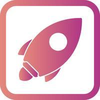 Vector icono de lanzamiento