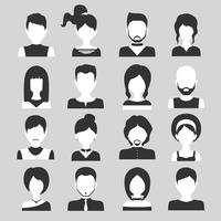 People avatar set