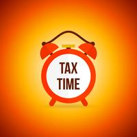 Tax alarm clock