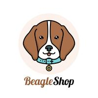 Beagle Dog Logo