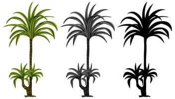 Set of plant design