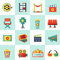 Cinema Icon Set