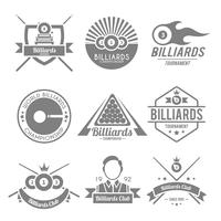 Billard Noir Label