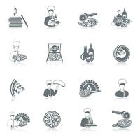 Pizza Maker-Icon-Set