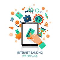 Application bancaire Internet