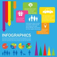 A colourful infochart