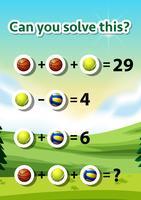 Peux-tu le résoudre
