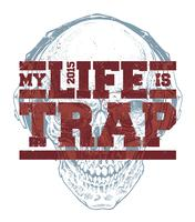 Trap Typography