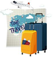 Time to travel icon
