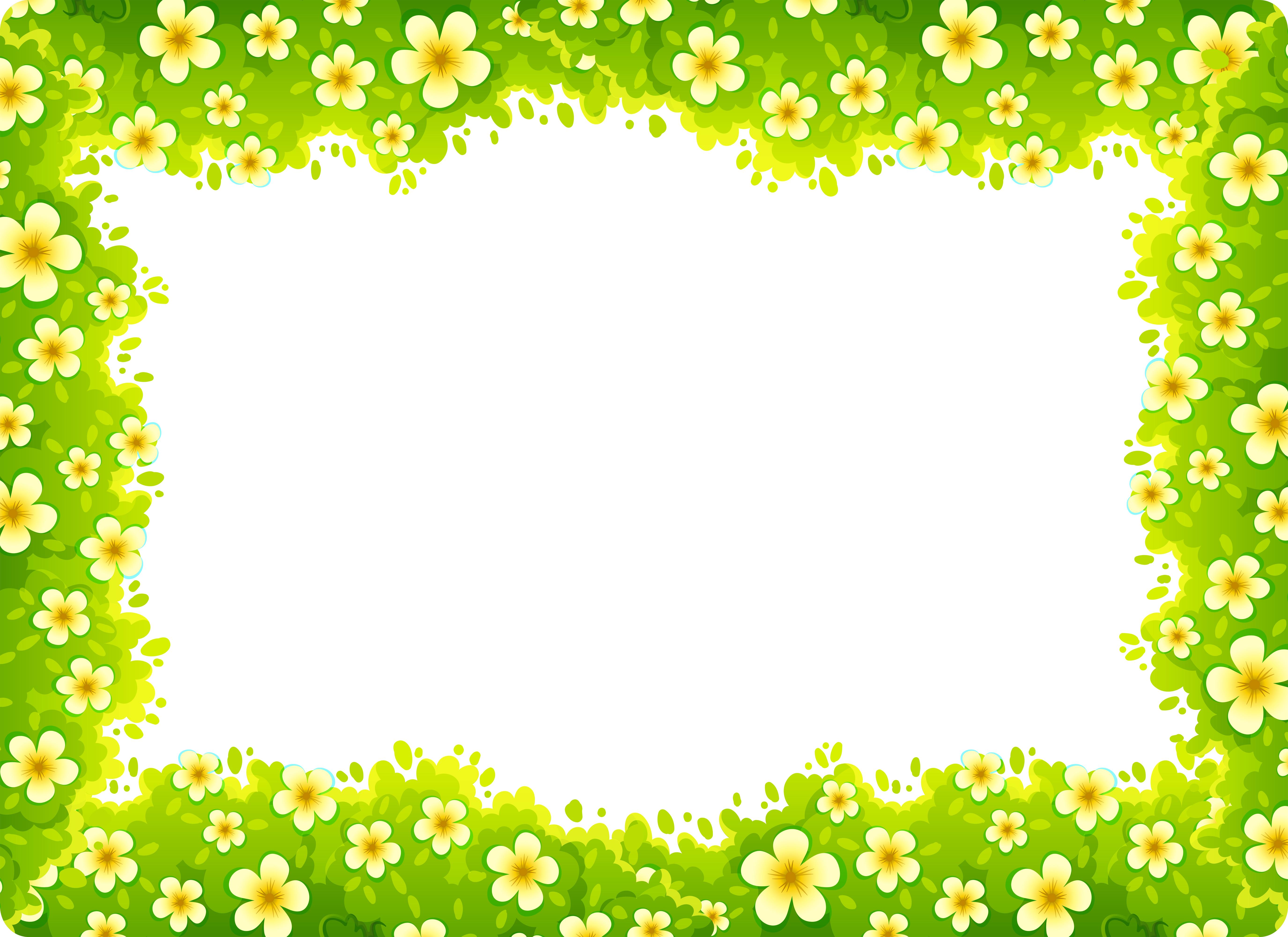 daisy nature frame concept download free vectors clipart graphics vector art vecteezy