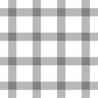 Textile Checkered Seamless Pattern vector