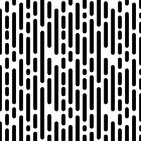 Seamless Pattern with Vertical Black Lines vector