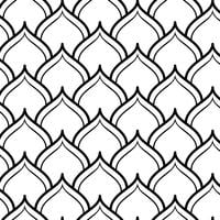 Arabian Seamless Pattern vector