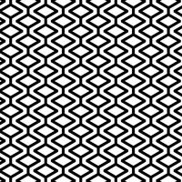 Seamless Pattern with Rhombus Shapes