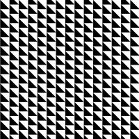 Seamless Pattern with Triangle Shapes