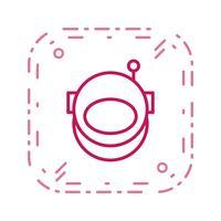 Icono de Vector de Astronout
