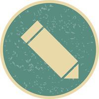 Vektor-Bearbeitungssymbol