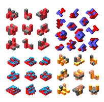 Abstract isometric