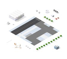 Set of isometric objects and elements