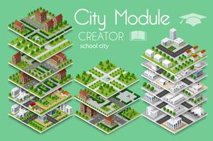 Creatore di moduli urbani