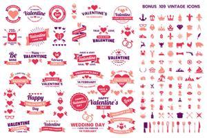 Banner modello di nozze Sfondo vettoriale per banner