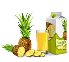 Pineapple juice set