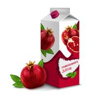 Juice pack pomegranate