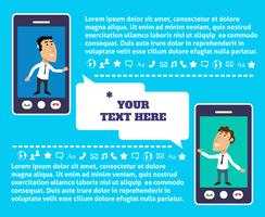 Mobile communication presentation