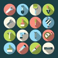 Home Repair Tools Icons