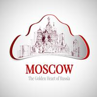 Emblème de la ville de Moscou