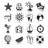 Holyday icons set
